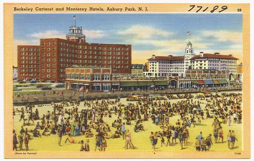 Hotels Asbury Park Nj