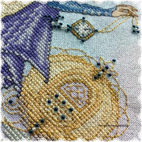 Cinderella Coach Detail