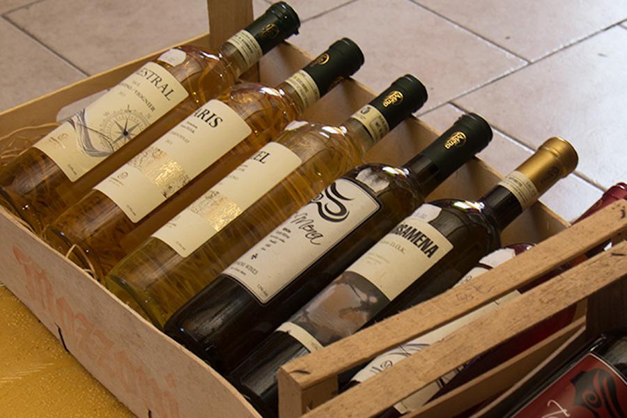 Gozo Malta viiniä