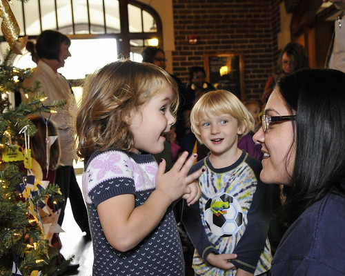 Holidays with the UTC Children's Center 2012 | by UT-Chattanooga