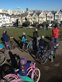 Family ride in San Francisco-37 | by BikePortland.org