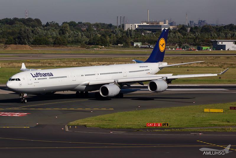 Lufthansa - A346 - D-AIHV (2)