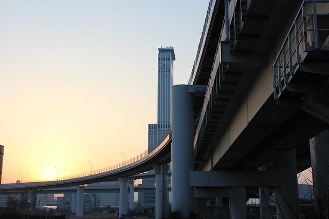 関西空港道 りんくうJCT (20)
