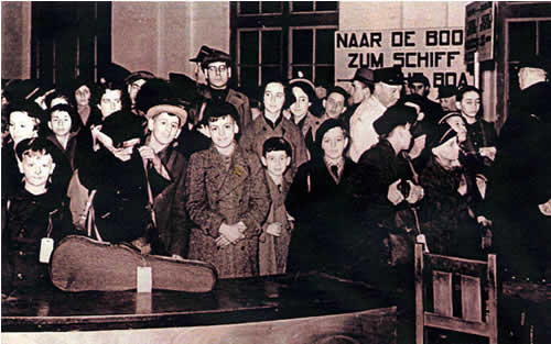 Kindertransport Olanda 1938