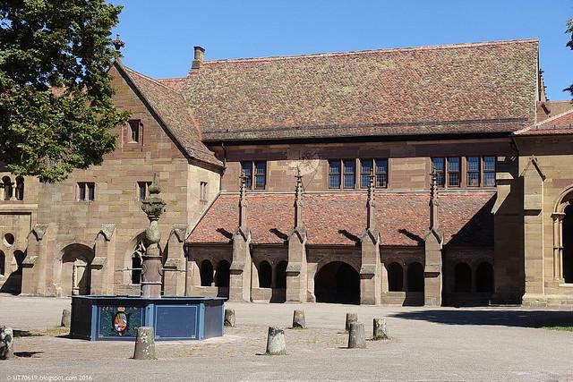 Kloster von außen