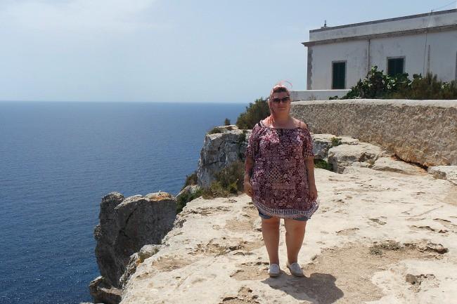 Outfit e viaggi Formentera, faro de La Mola (9)