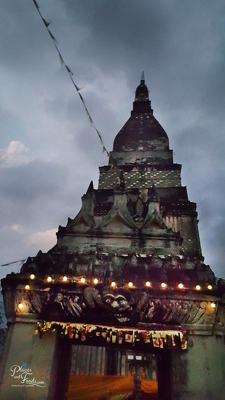 Phra Buddha Bhatha Bua bok door