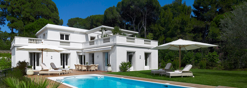 Villa Eleana at the Hotel du Cap-Eden-Roc