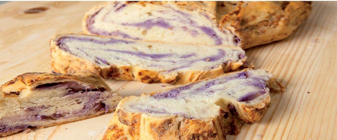 Pan de papa Lady Viola