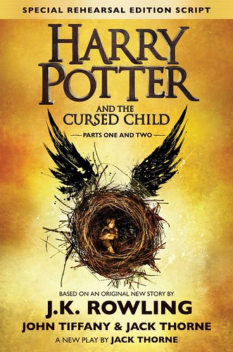 J K Rowling, Harry Potter and the Cursed Child