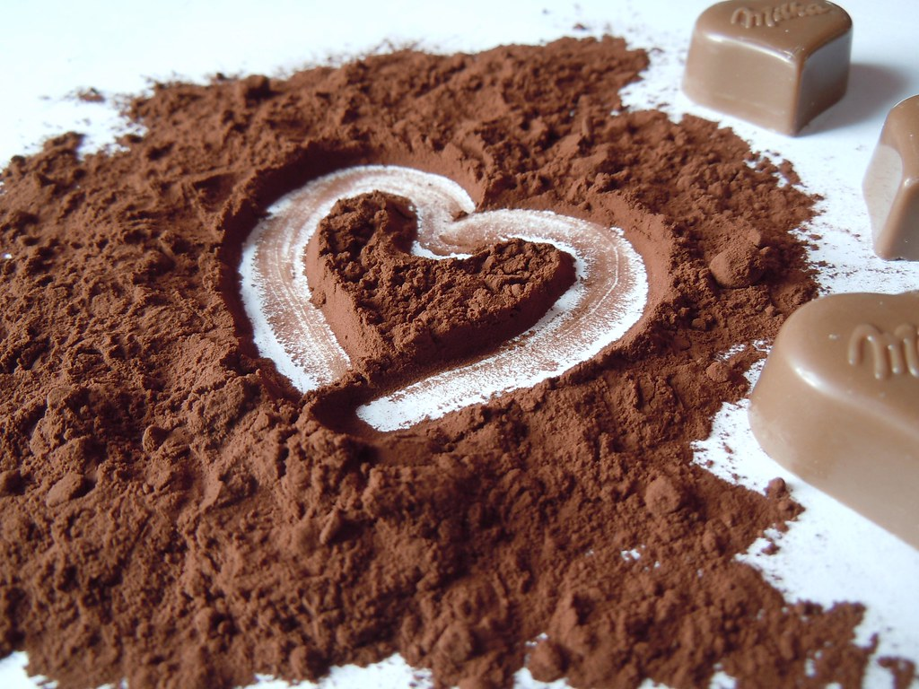 Chocolate love ♥