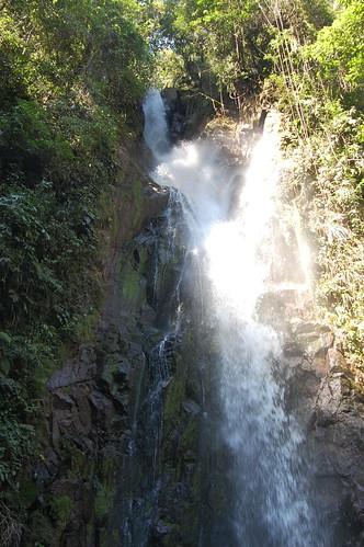 Catarata de Tirol, San Ramón, Chanchamayo, Junín, Peru