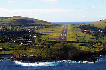 Isla de Pascua RWY 10  (DGAC)