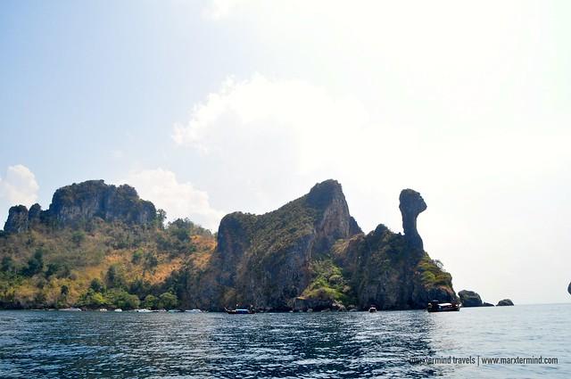 Koh Gai Chicken Island Krabi
