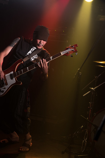 SPUTNIK KOMBINAT live at 獅子王, Tokyo, 15 Sep 2016 -1010305