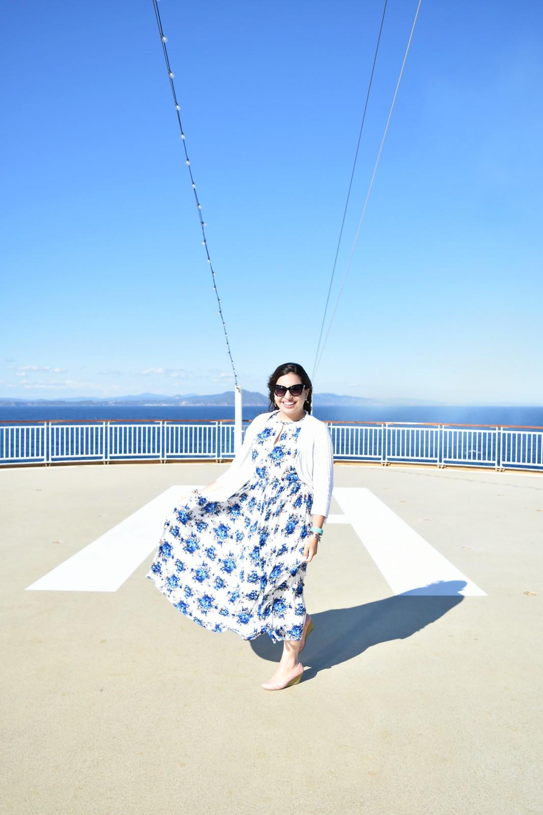 Mediterranean cruise what to wear