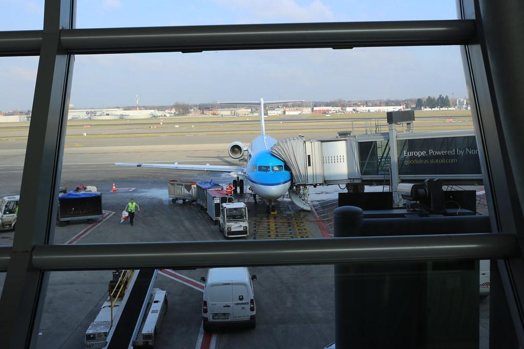Fokker 50, Fokker 70 and Fokker 100