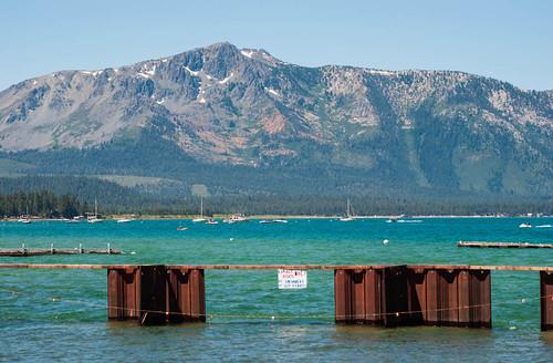 Sunny Day at Lake Tahoe