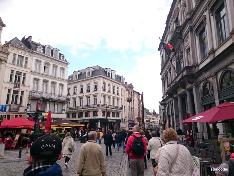 Brussel city centre
