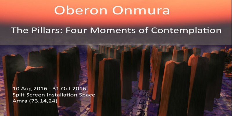 Split Screen, Oberon Onmura - The Pillars