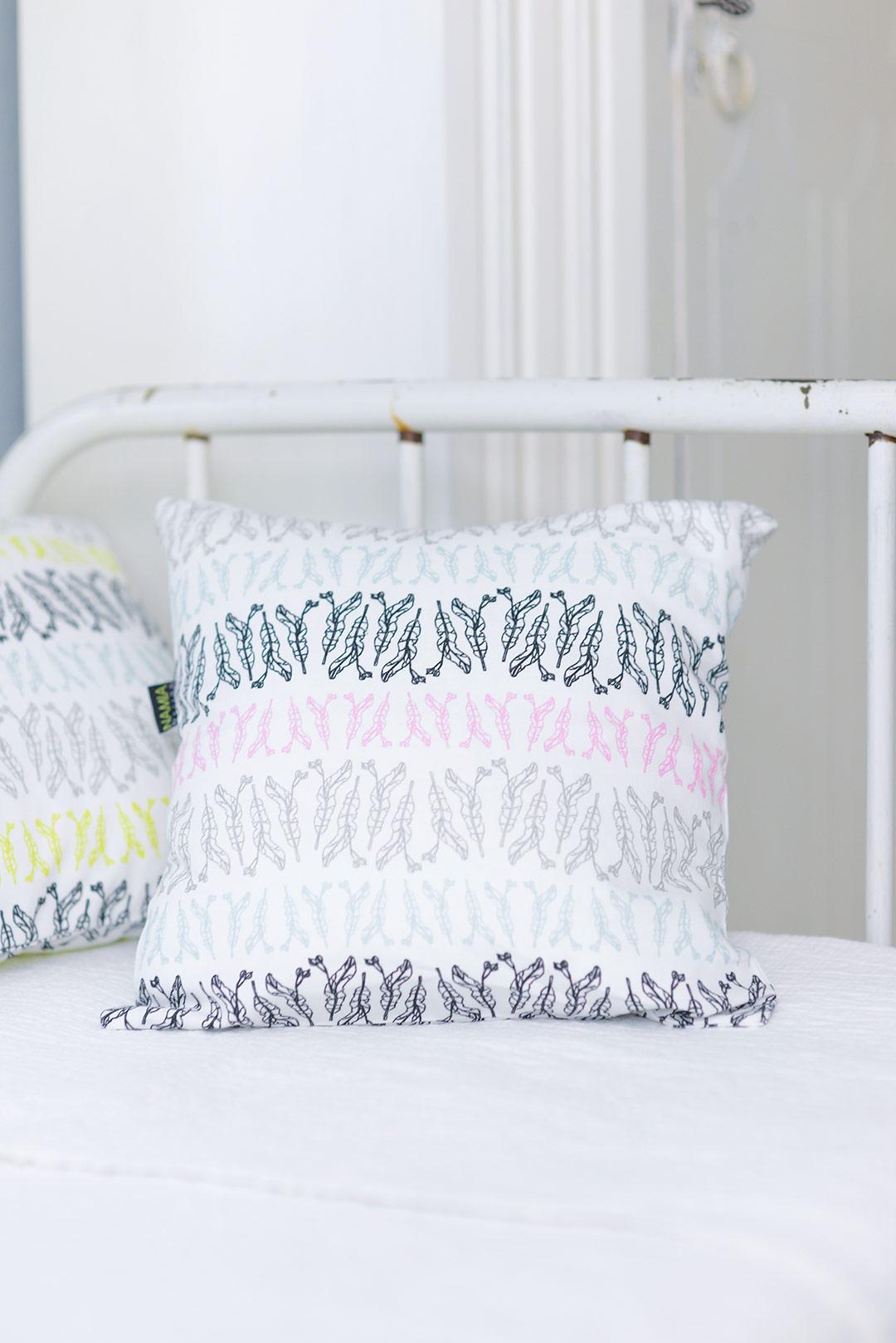 Lehmus cushion cover by Namia Design