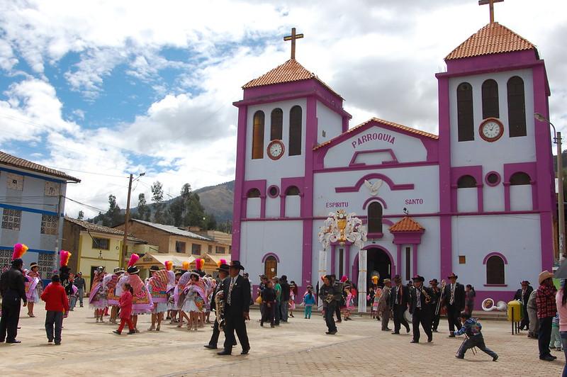 Hualhuas, Huancayo, Junín, Peru