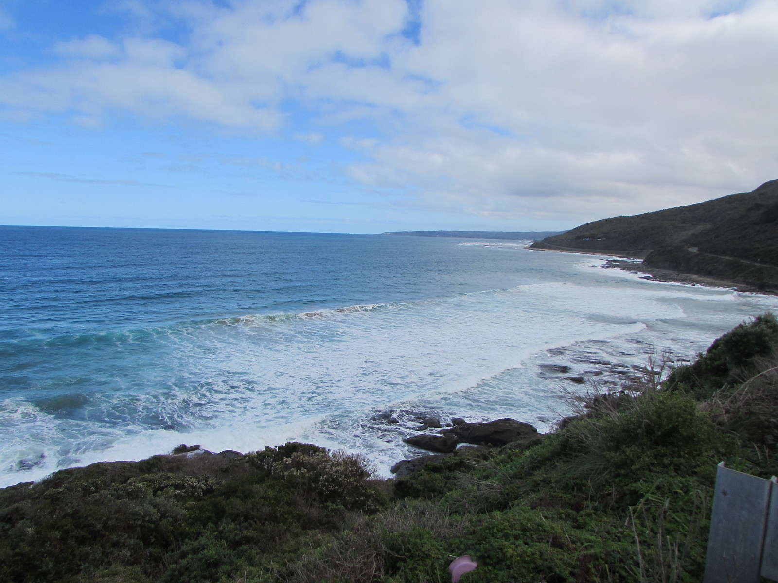 Waves - on the way to Apollo Bay