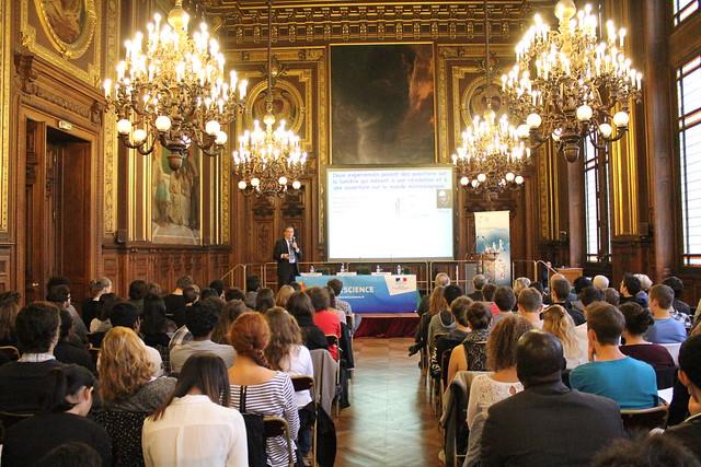 Serge Haroche ouvre en Sorbonne la Fête de la Science 2013