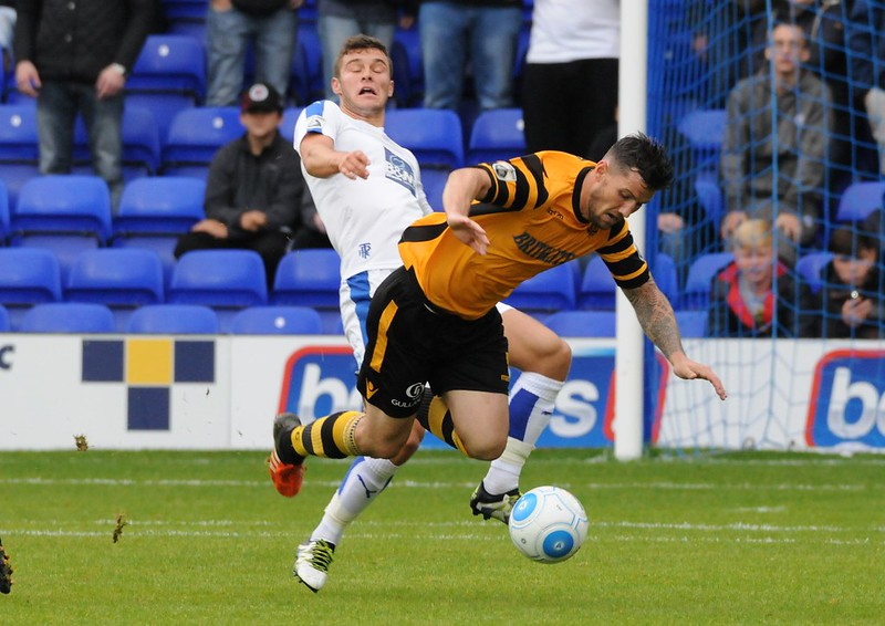 Tranmere Rovers 2-1 Maidstone United