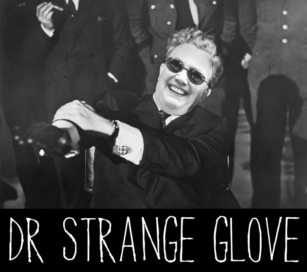 DR STRANGE GLOVE