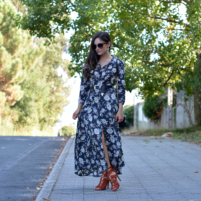 zara_ootd_lookbook_street style_floral dress_07