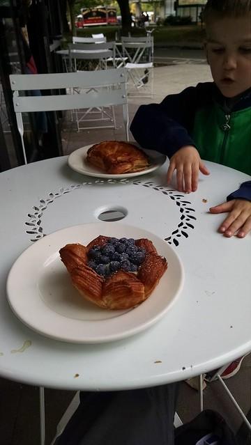 Fancy Nouveau pastry