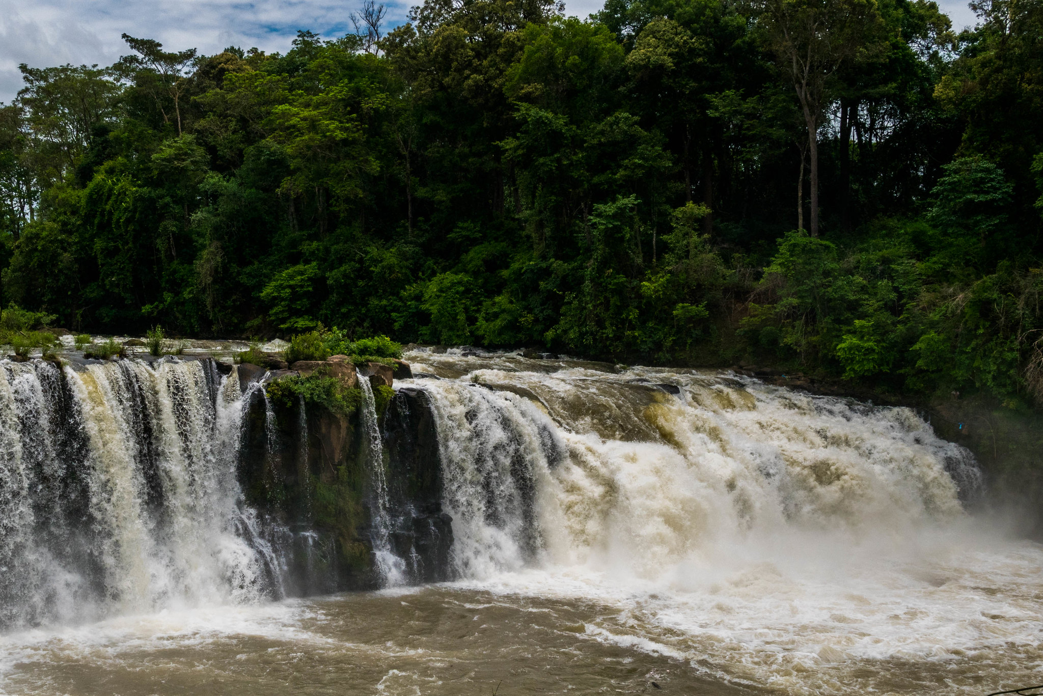 Other waterfalls of Bolaven plateau