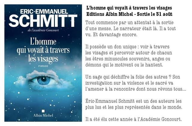 Rentrée littéraire : sélection francophone