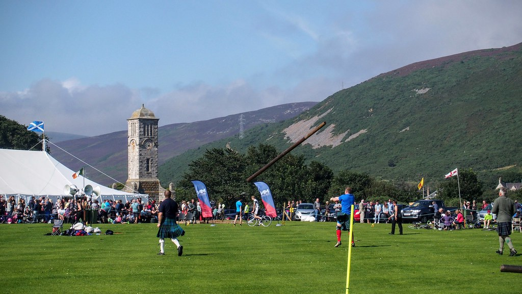 Helmsdale highland games