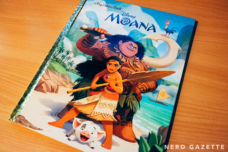 Moana | Big Golden Book