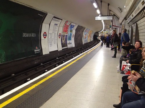 Leicester Square & Underground Station