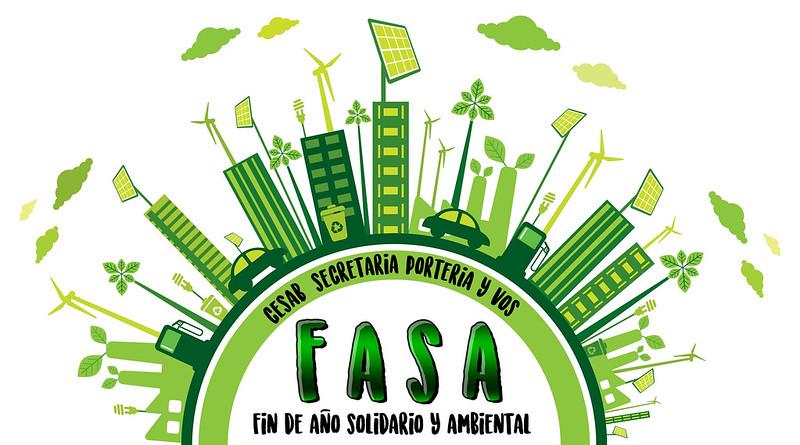 Fin de año solidario y ambiental