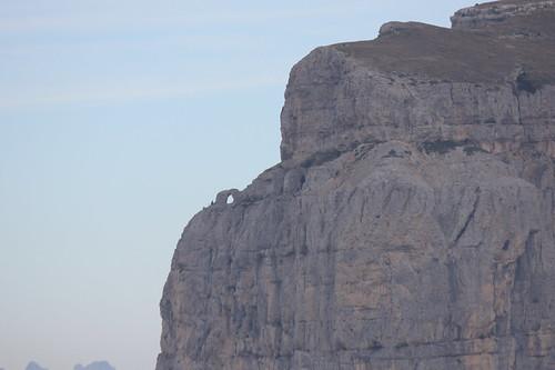 Arche du Mont Aiguille