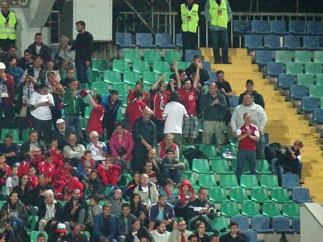 Bulgaria 4:3 Luxembourg (World Cup Qualifying)