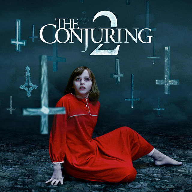 The Conjuring 2 (plus Bonus features)