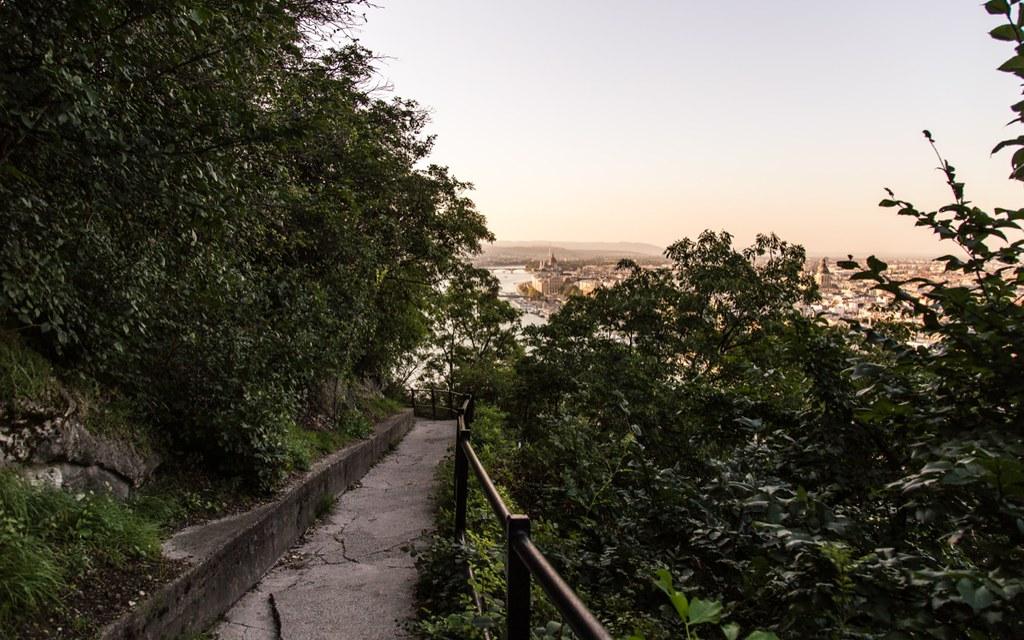 Budapest - Gellert Hill-16