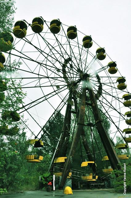 PRIPYAT grande roue