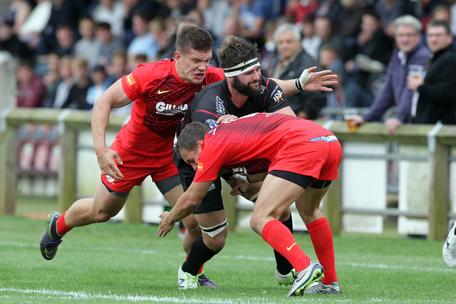 04/09/2016 Hartpury v Blackheath