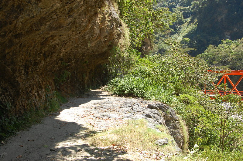 Old Highway, Valle de Chanchamayo, Junín, Peru