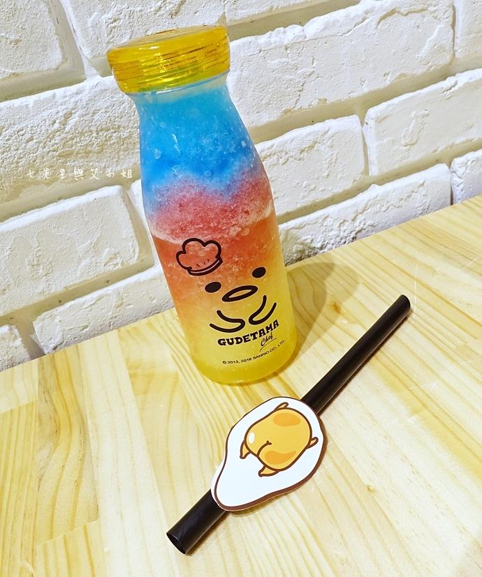 38 Gudetama Chef 蛋黃哥五星主廚餐廳 台北東區美食