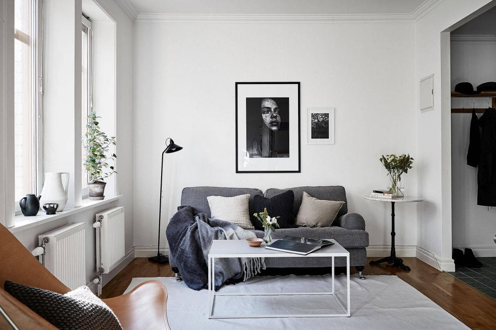Small But Chic Apartment