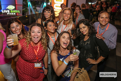 #BlogHer16 Receptions and Parties