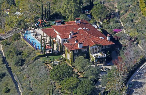 Дом в итальянском стиле в Лос-Анджелесе
