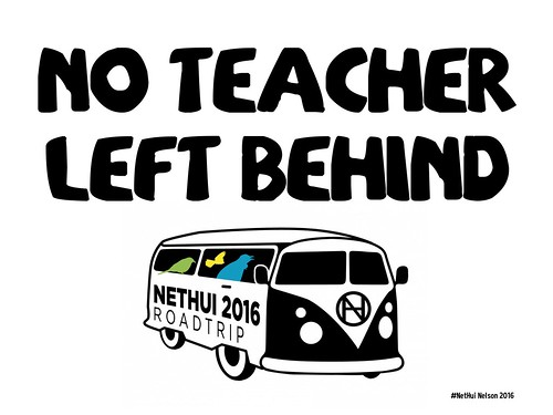No Teacher Left Behind #NetHui